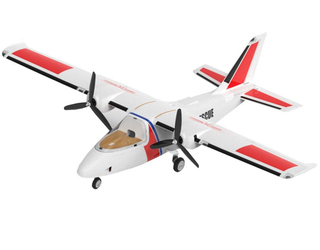 Sonic Modell Binary Twin FPV Airplane KIT