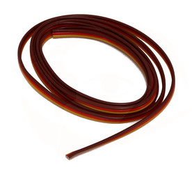 Premium Servo Wire - 22g Straight, 1m Section