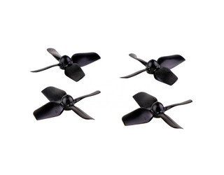 HQ Prop 1.2X1.2X4 Black ABS Whoop Propeller