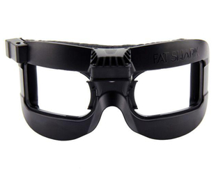 FatShark Black Fan Equipped Face Plate for HDO Goggles