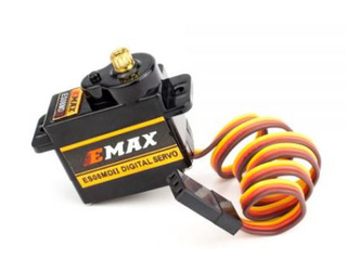 EMAX ES08MD II 12g Digital Metal Gear Servo