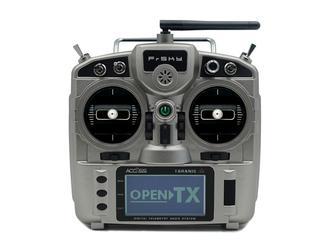 FrSky Taranis X9 Lite S 2.4GHz RC Transmitter Silver