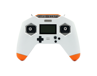 FrSky 2.4GHz Taranis X-Lite S White Orange