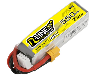 Tattu R-Line 550mAh 11.1V 95C 3S1P Lipo with XT30
