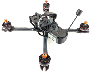 STRIX Screech Freestyle DJI Air Unit Mount