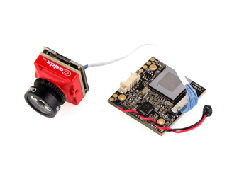 Caddx Turtle V2 FPV HD Camera Red