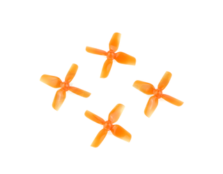 HQ Prop 1.2X1.3X4 Orange ABS Whoop Propeller