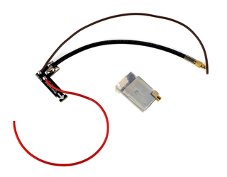 Dragon Link Nano Receiver with 3 Inch MMCX Antenna