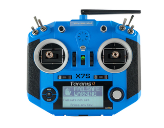 FrSky Taranis Q X7S ACCESS with R9M - Blue