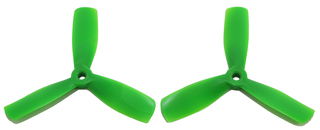 Gemfan Nylon+Glass Fill Propeller - 4 x 4.5 x 3 Green (Bullnose)