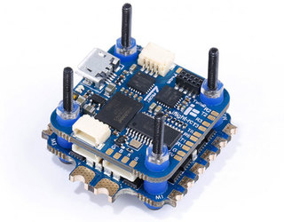 IFlight SucceX Mini F4 V3 Flight Controller and ESC Stack