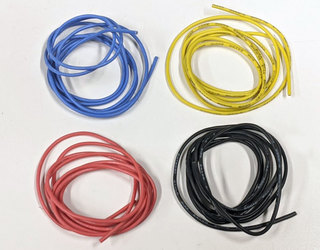 24 Gauge Wire Pack - Choose Your Color!