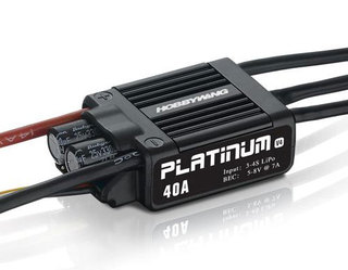 HobbyWing Platinum Pro 40A V4 ESC with BEC