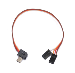 RMRC GoPro HERO3/HERO3+/HERO4 Camera Cable (Audio and Video)