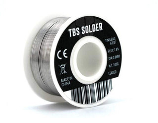 TBS Solder Spool 100G 0.8mm Diameter