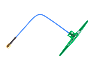 RMRC 1.3GHz PCB Semi-Rigid Dipole Antenna by VAS