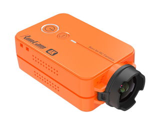 RunCam HD2 4K Edition HD Camera - Orange