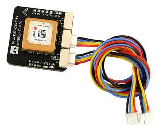 Matek GPS M8Q-CAN, UAVCAN