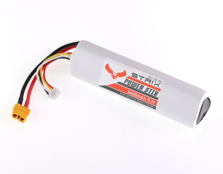 STRIX Power Stix 6400mAh 3S2P 18650 Lithium Ion - XT60