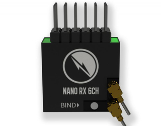 TBS Tracer 6CH PWM 2.4GHz Nano RX