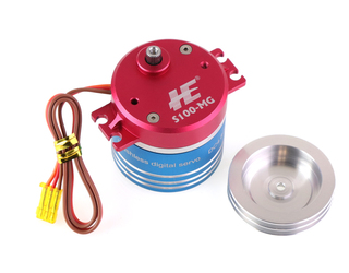 MPI S100-MG Sail Winch Servo