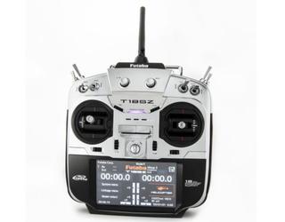 Futaba 18SZA 18-Ch Transmitter with Telemetry & R7008SB Receiver