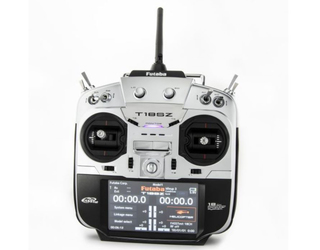 Futaba 18SZH 18-Ch Transmitter with Telemetry & R7008SB Receiver
