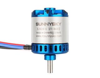 SunnySky X Series V3 X2820 Brushless Motor 1250KV