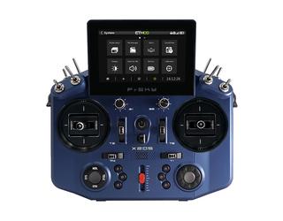 FrSky X20S Tandem RC Transmitter - Blue, Battery, Case