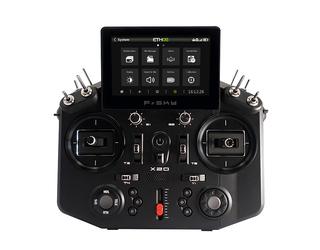 FrSky X20 Tandem RC Transmitter - Black, Battery, Case