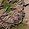 Landsat 8 Satellite Image Grand Canyon