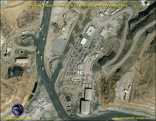 Satellite Imagery for Mining
