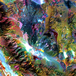 Satellite Images for Mineral Mapping