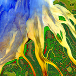 LANDSAT 8 Satellite Images