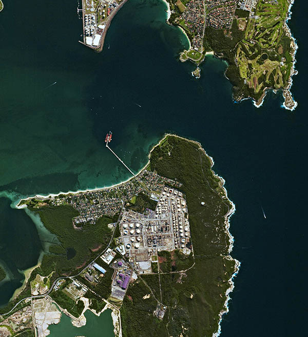 SPOT-7 Satellite Image of Sydney, Australia