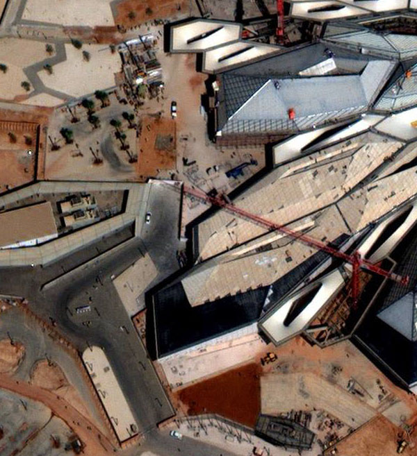 WorldView-3 Satellite Image King Abdullah Petroleum Studies and Research Center.jpg