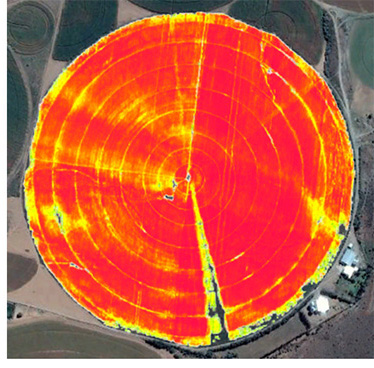 Precision Mapping Agriculture