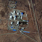 Bin Kaneh, Iran  Destroyed Missile Facility
