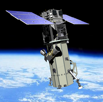WorldView-2 Satellite Sensor
