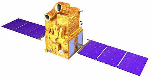 CARTOSAT-1 Satellite Sensor (2.5m)