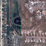 Before & After Satellite Images