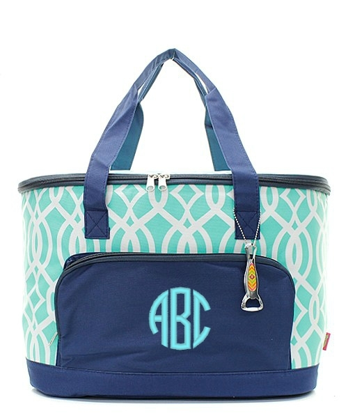 Personalized Monogram 24 Quot Insulated Cooler Beach Picnic