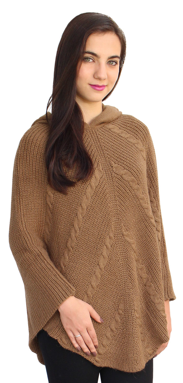 Shop our Collection of Women's Poncho Sweaters at angrydog.ga for the Latest Designer Brands & Styles. FREE SHIPPING AVAILABLE!