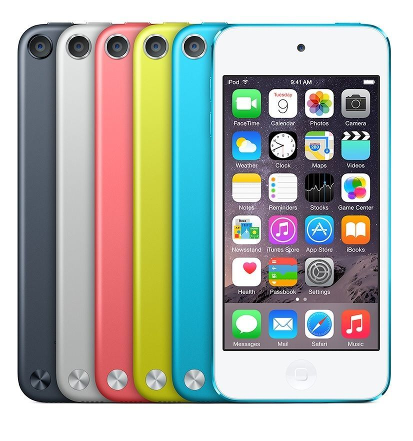 apple ipod touch 5th generation 16gb 32gb 64gb ebay. Black Bedroom Furniture Sets. Home Design Ideas