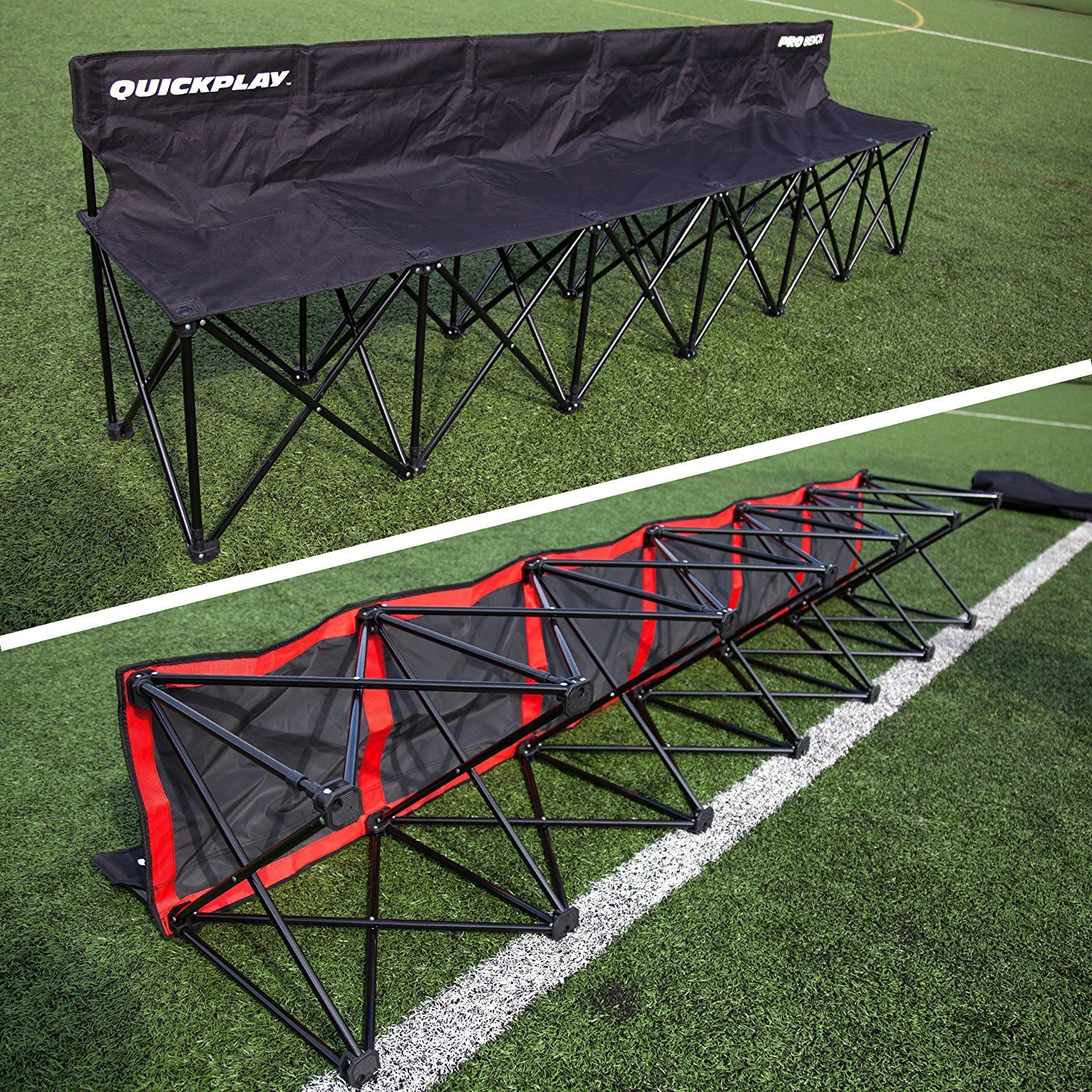 Quickplay Pro Folding Bench 4 Or 6 Seats Build To Last