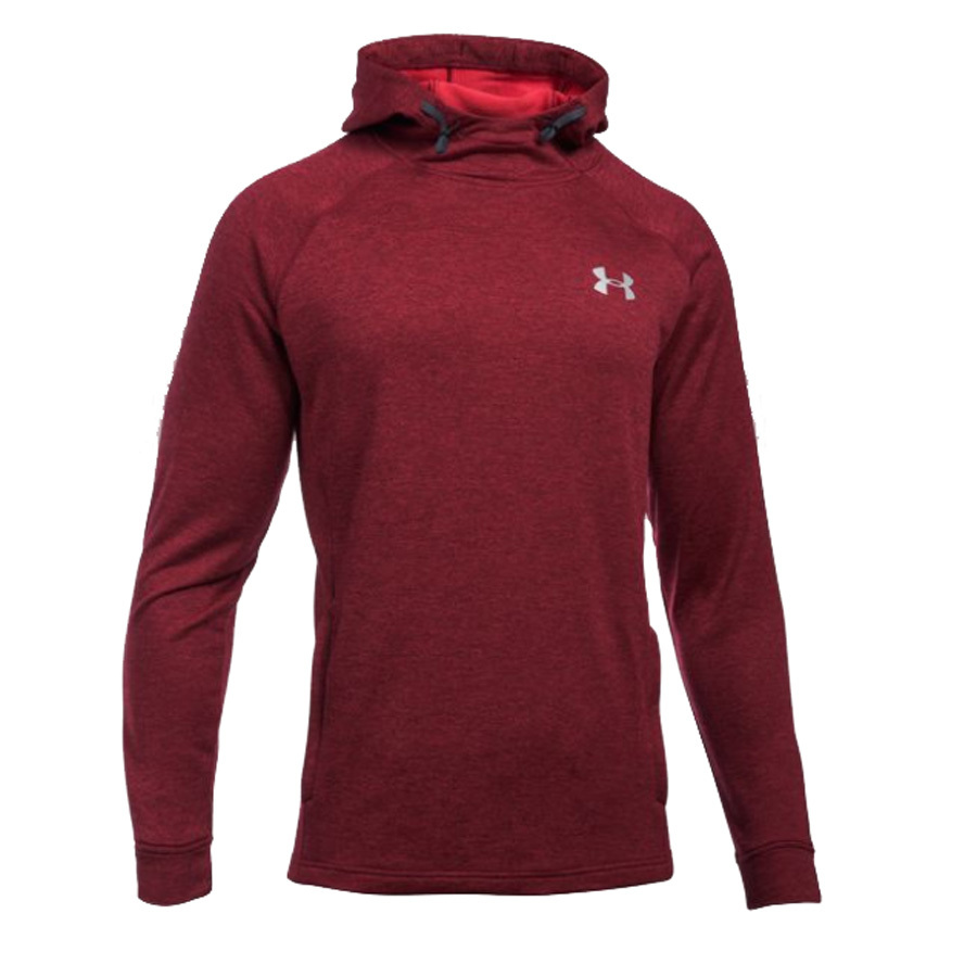 sweater armour athletic under pullover popover hooded terry tech sell mens
