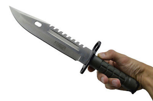 13 Quot Military Survival Rambo Fixed Blade Hunting Knife