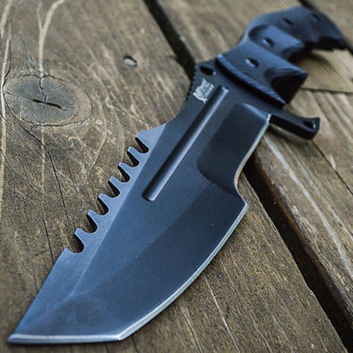 11 Quot Call Of Duty Ghosts Fixed Blade Knife Tactical Tracker