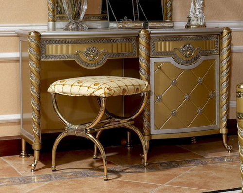 Baroque Antique Bathroom Vanity