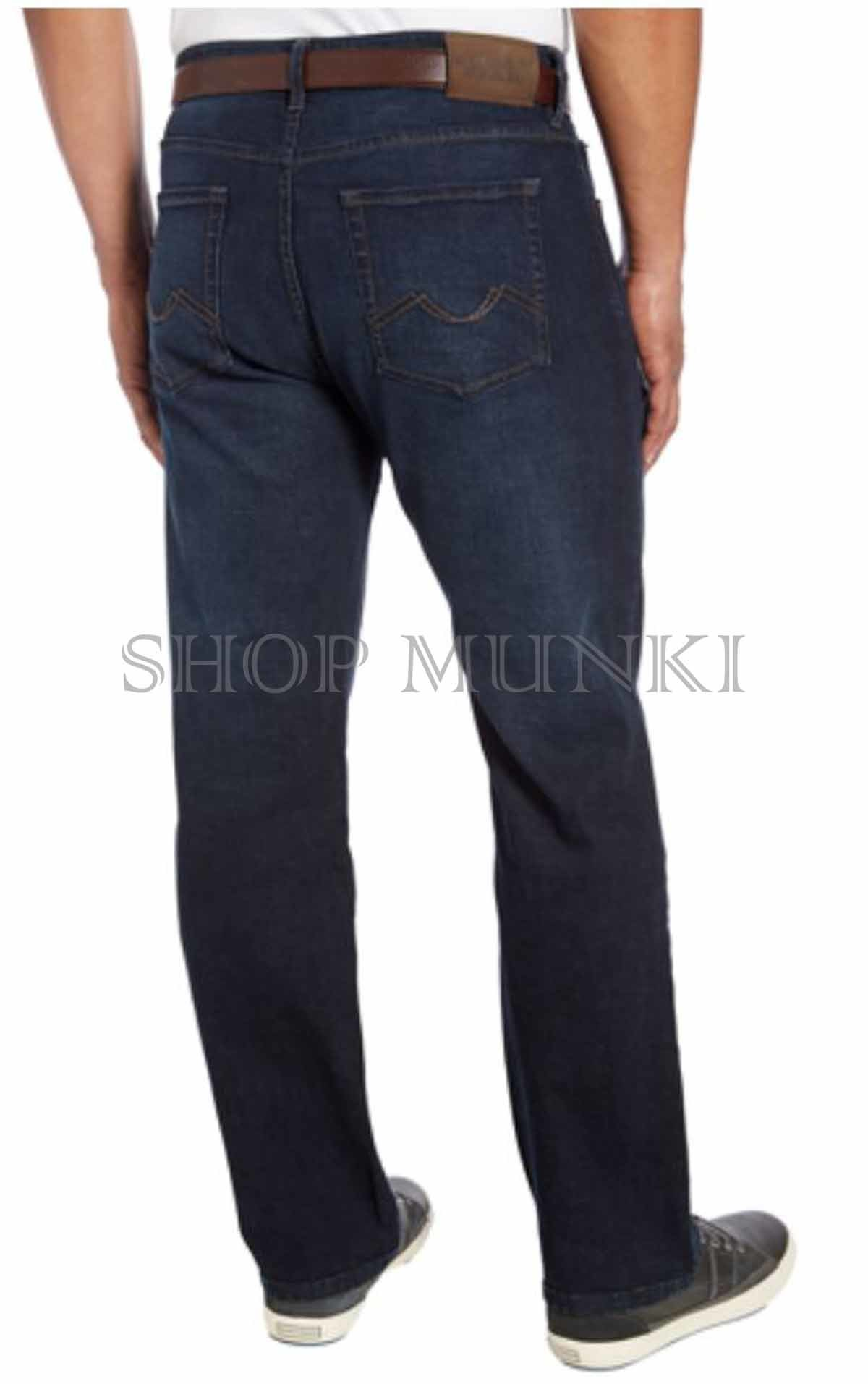 Mens Urban Star Jeans Wear Pants Stretch Relaxed Fit Black 34 X 30 ...